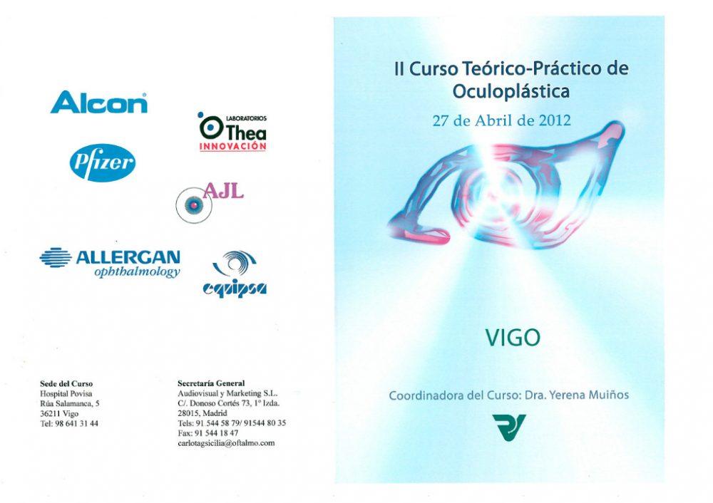 II Curso Internacional del Oculoplástica