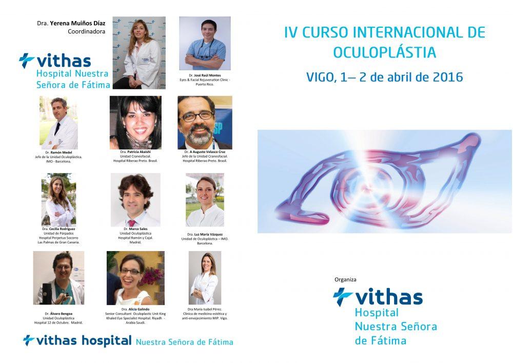 IV Curso Internacional del Oculoplástica