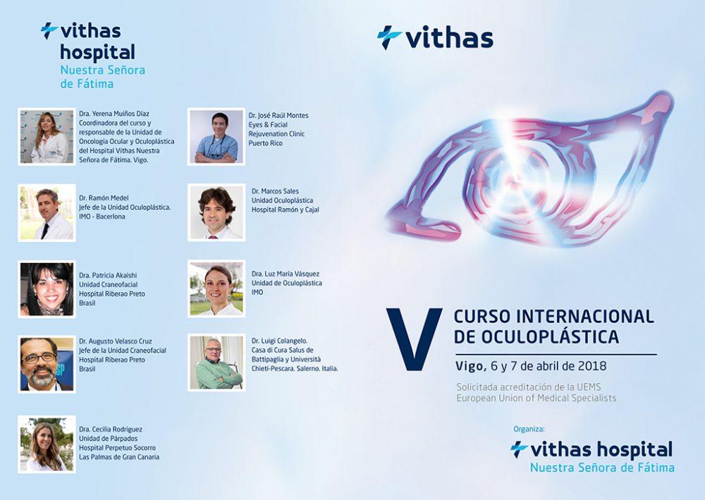 V Curso Internacional del Oculoplástica