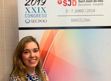 La Dra. Yerena Muiños, oftalmóloga de Vithas Fátima participó en el XXIX Congreso de SECPOO (InfoVithas)